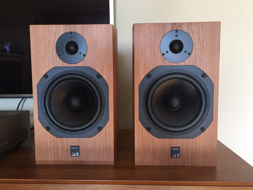 ATC SCM11 V2 Bookshelf Speakers (Cherry)
