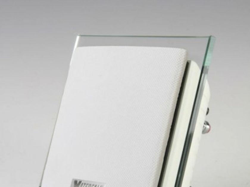 Waterfall Serio Glass satellite speakers-NEW