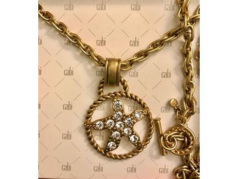 Cabi Starfish Necklace