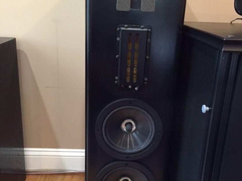 VMPS VMPS Ribbon and Loud speaker
