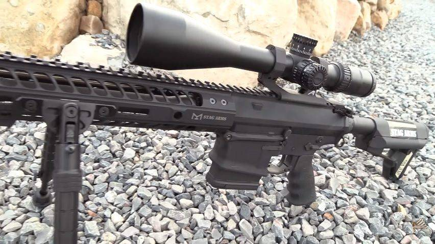 Stag 10S .308 M-LOK Review YouTube Review by TheLateBoyScout