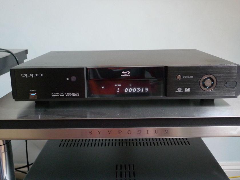 Oppo 83SE Upgrade company modified