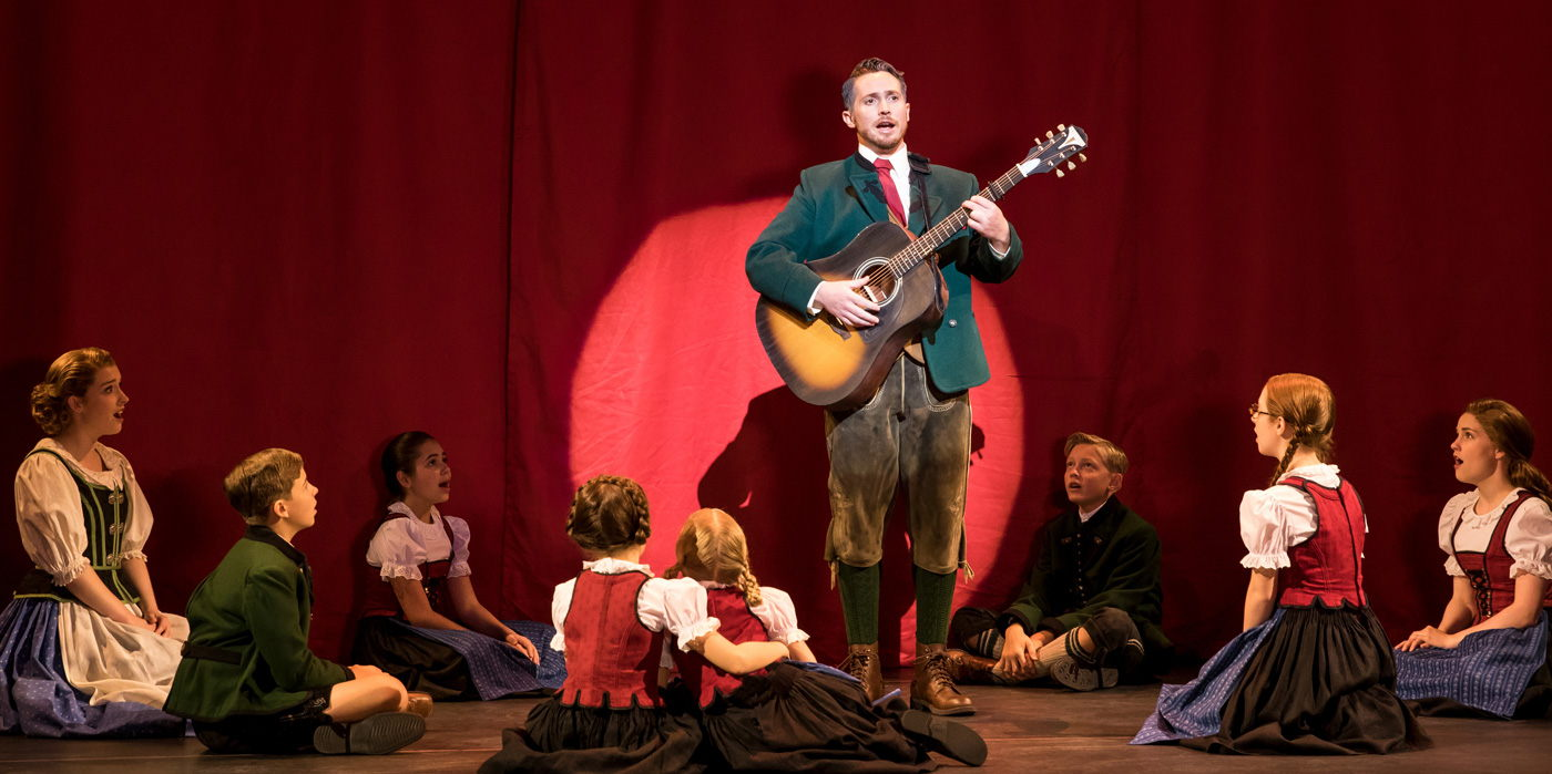 The Sound of Music at the Shubert Theatre