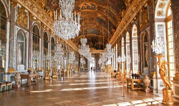 Выездная экскурсия в Версаль в мини-группе (вт, чт, вс)