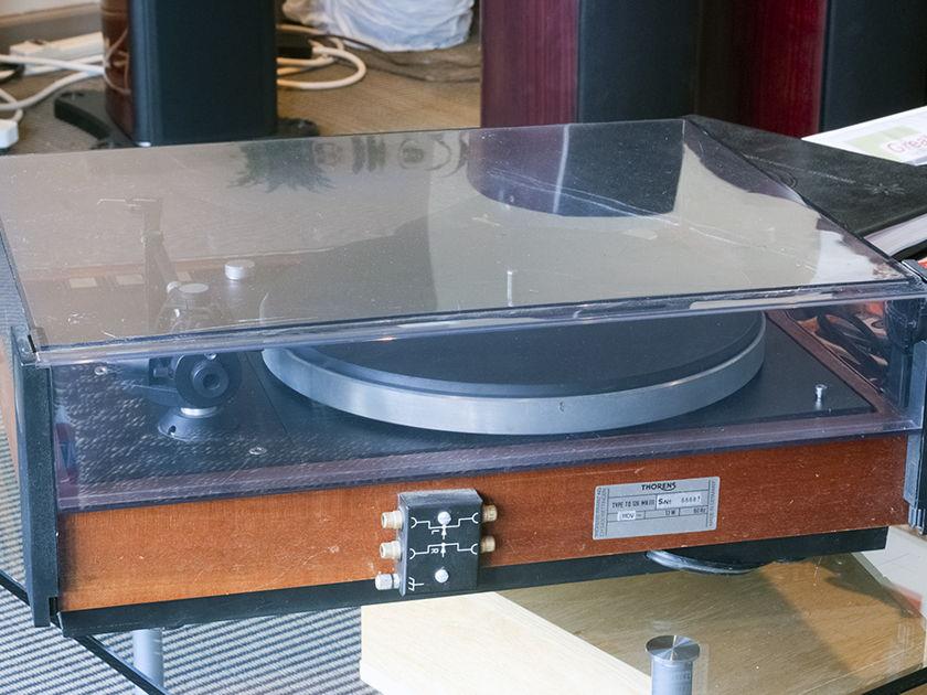 Thorens TD-126 Mk III Turntable