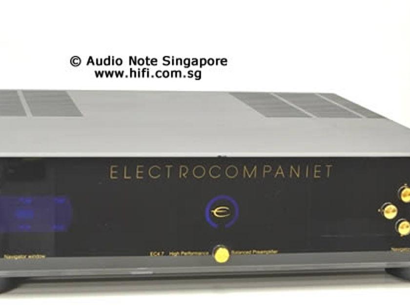 Electrocompaniet EC4.7  Preamplifier (220-240v)