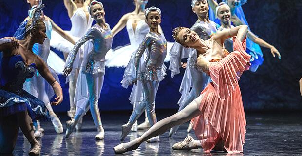 Эльдорадио разыгрывает приглашения на балет «Сказка о рыбаке и рыбке» - Новости радио OnAir.ru