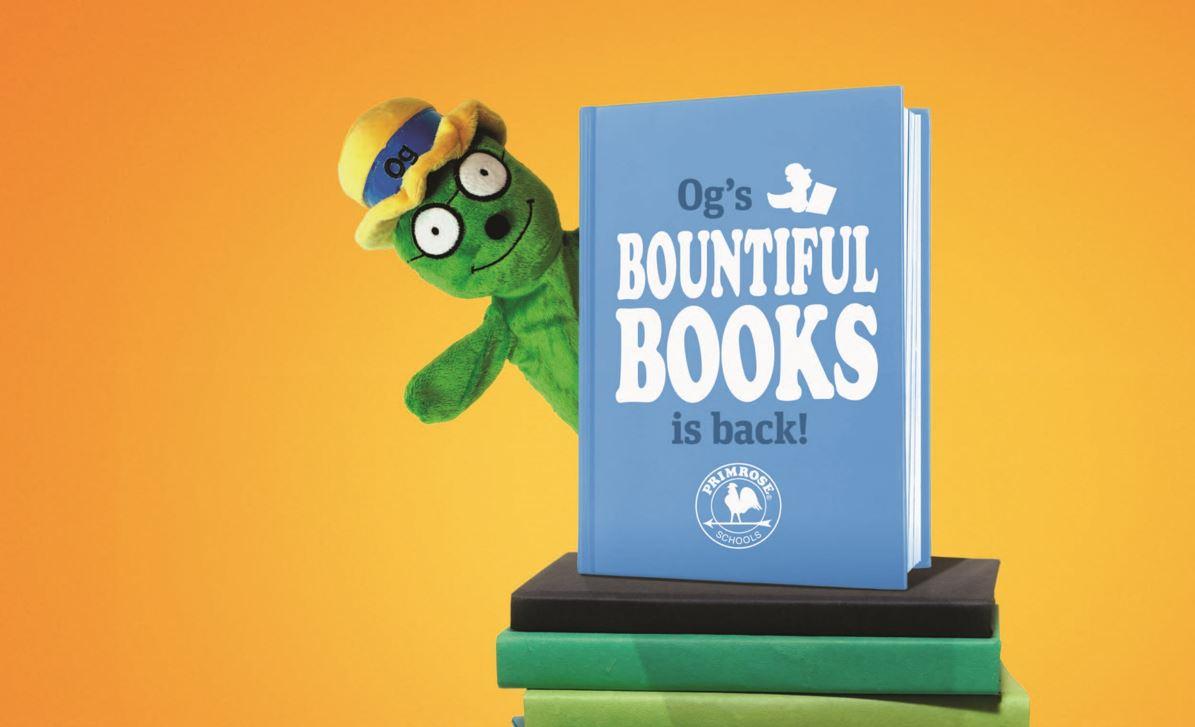 Og's Bountiful Book Drive