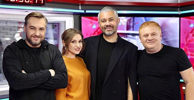 Александр Рогов стал гостем утреннего шоу «Русские Перцы» на «Русском Радио» - Новости радио OnAir.ru