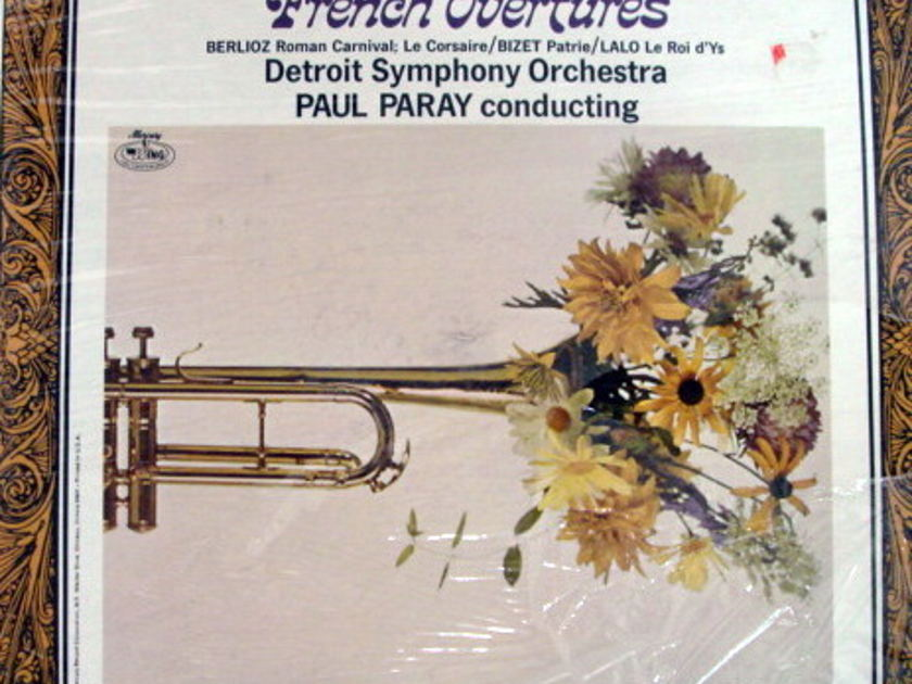 ★Sealed★ Mercury Wings /  - PARAY,  French Overtures!