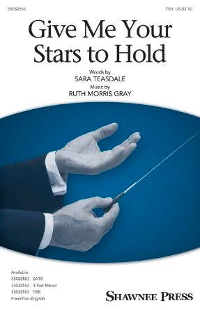 Give Me Your Stars to Hold TTB - Ruth Morris Gray