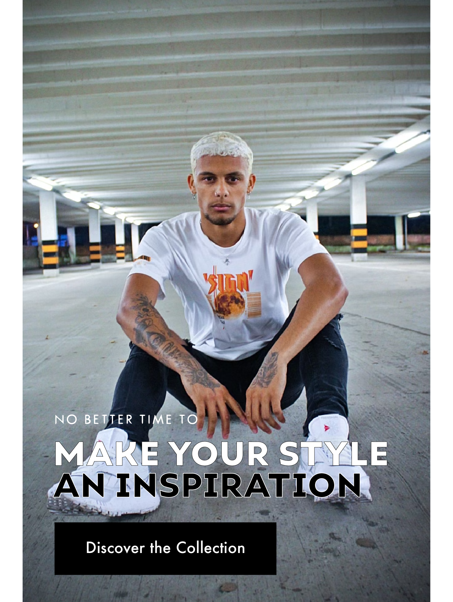 Make Your Style An Inspiration