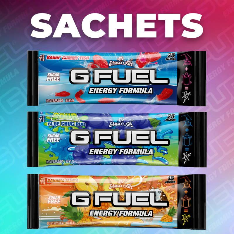 Gfuel Sachets