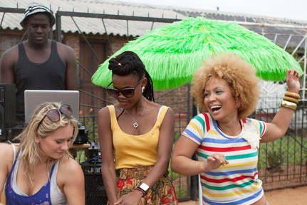 Enjoy a night at a Local Shebeen