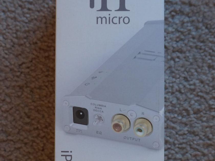Ifi Audio iPhono wih Upgraded iPower Supply