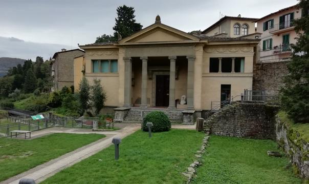 Древняя Этрурия - современная Тоскана.