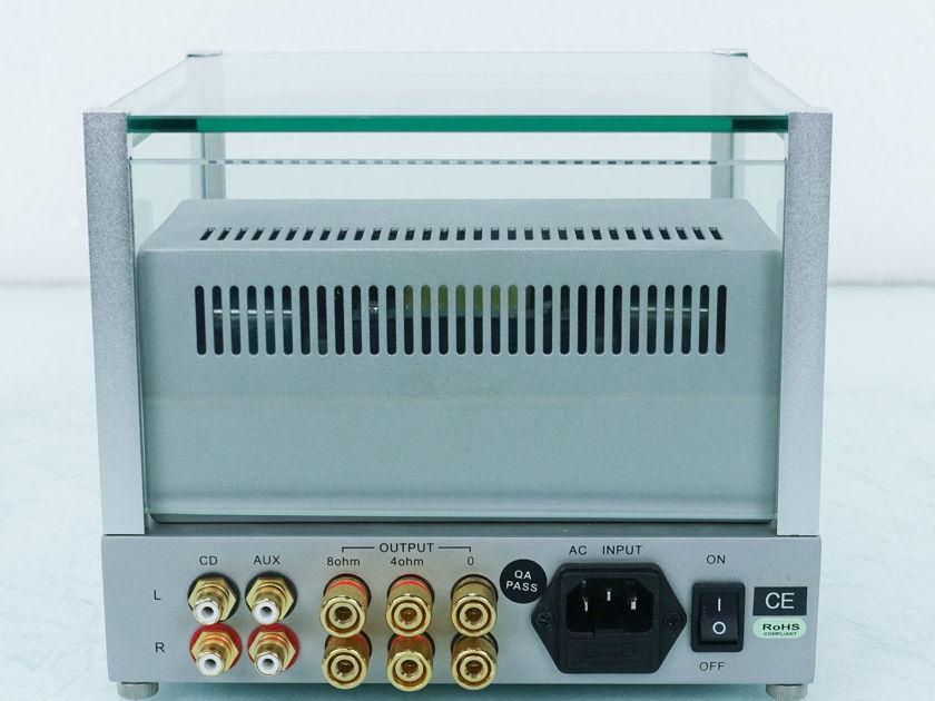 Jolida Glass FX-10 Integrated Stereo Tube Amplifier (220- (8889)