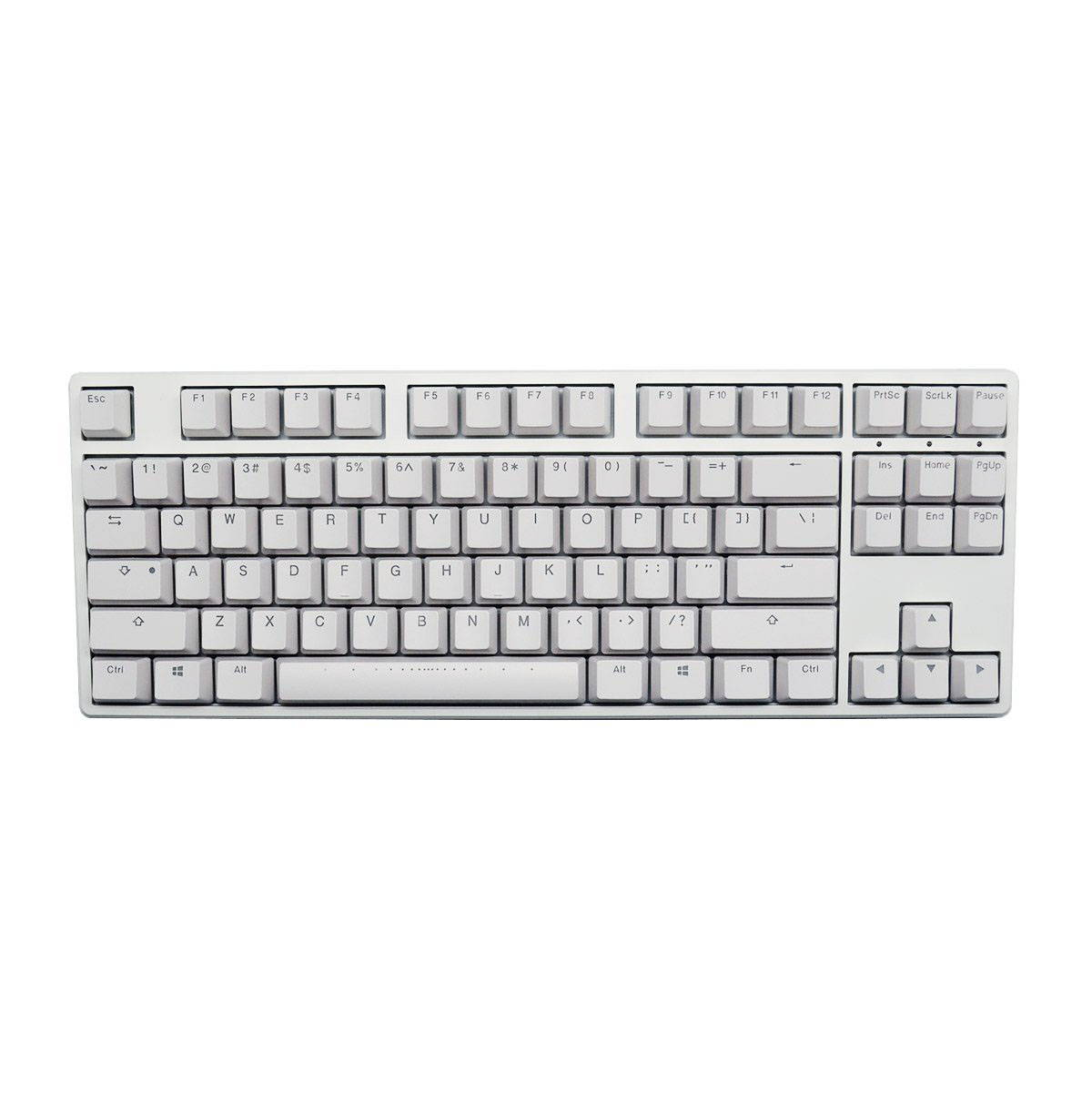413fa51d9e0 Ducky One 2 TKL (White) | Candykeys