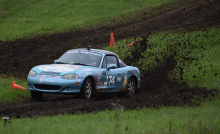 RallyCross Event #9 - Milwaukee Region SCCA