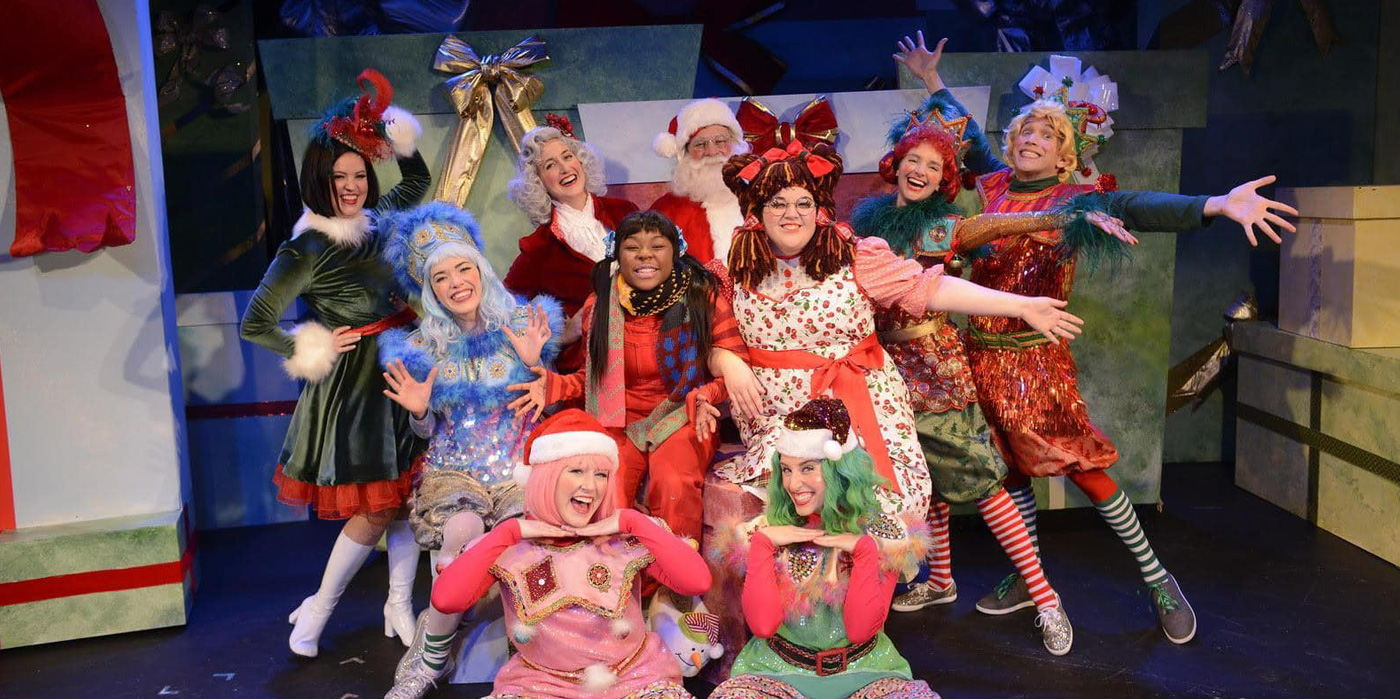 Eleanor's Very Merry Christmas Wish - The Musical at the Shubert Theatre