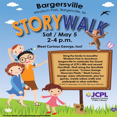Bargersville StoryWalk