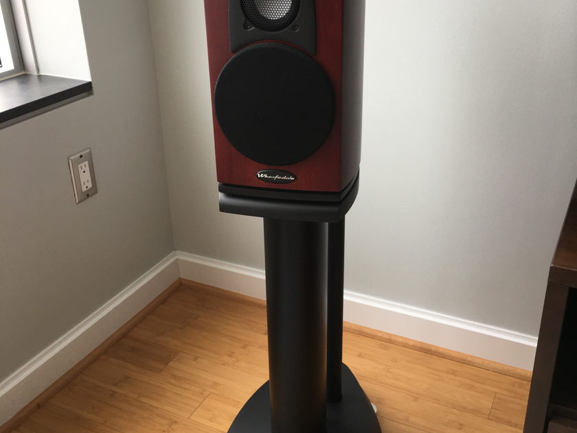 Wharfedale Jade 1 Monitor Speakers With Stands