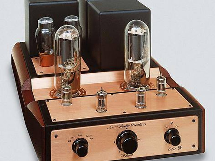 New Audio Frontiers 845 SE - SUPERB!! Special Edition 25+25 Watts RM