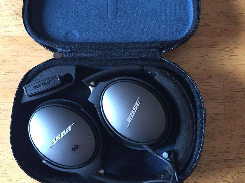 BOSE Q25 Noise Cancelling Headphones