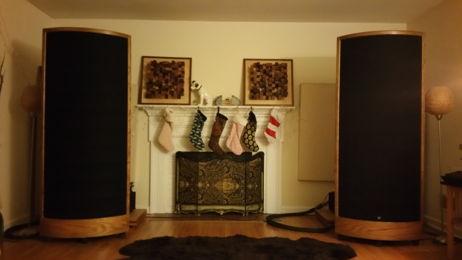 Sound Lab Krell BAT Technics Sonore Schiit