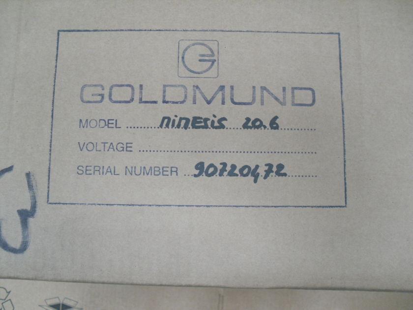 Goldmund 20.6 D/A Convertor
