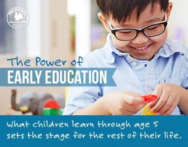 The power of early learning