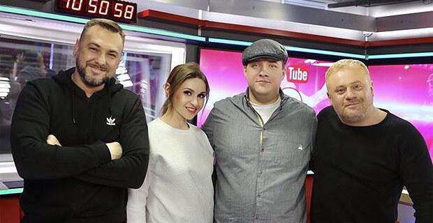 Роман Попов в гостях у «Русских Перцев» - Новости радио OnAir.ru