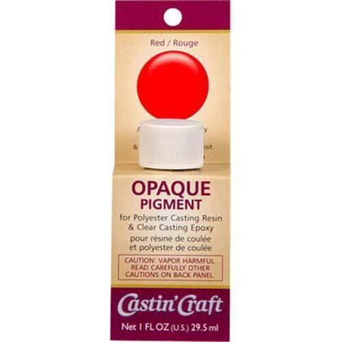 Buy red pigment dye epoxy resin