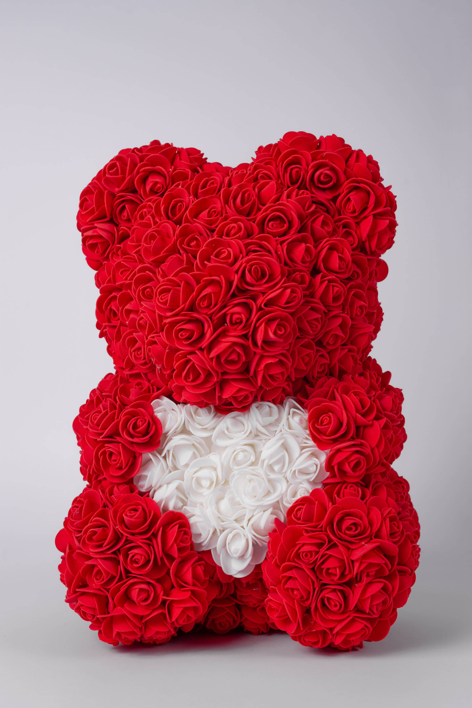 gifts for valentines day for her, rose bear valentines day, red rose bear