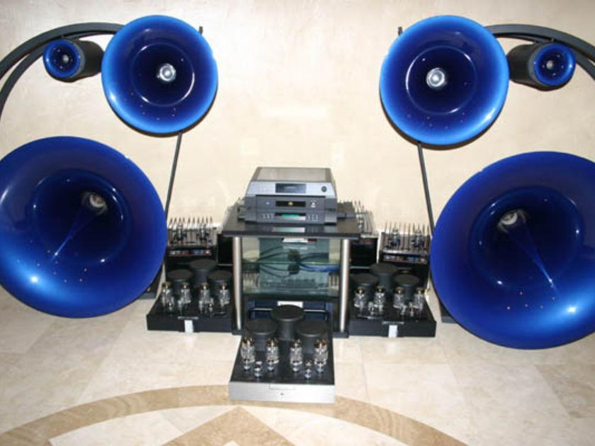 Bat balanced audio VK-150SE mono blocks price reduced