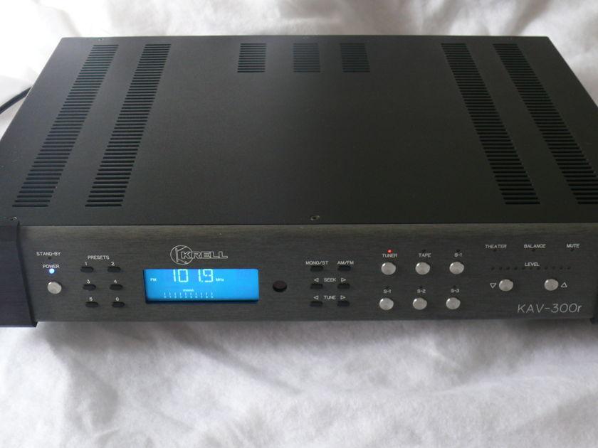KRELL KAV-300r Integrated Amplifier/Receiver