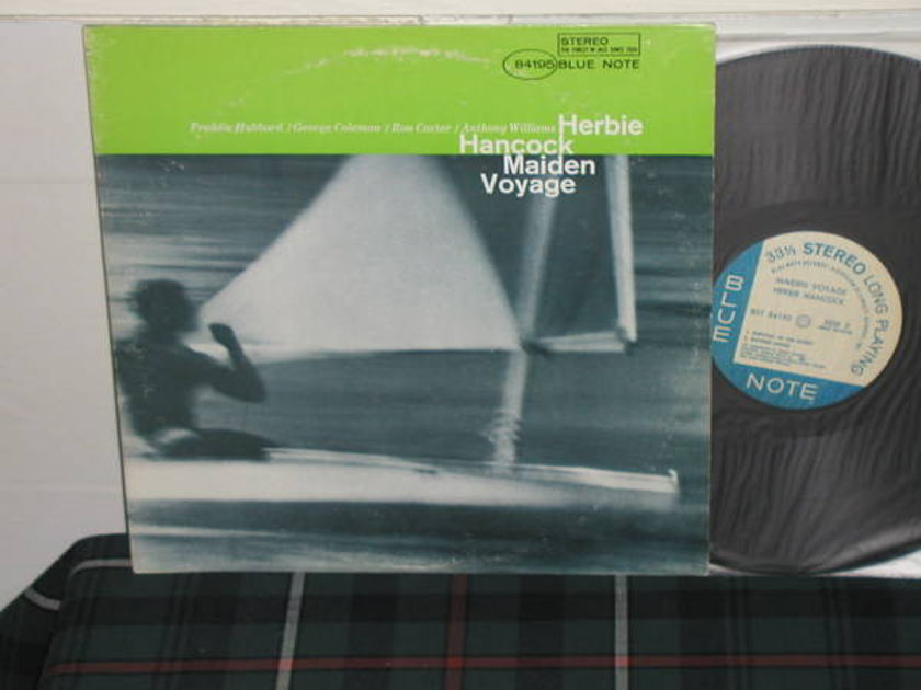 Herbie Hancock - Maiden Voyage Blue Note/Liberty 84195 (Pics)