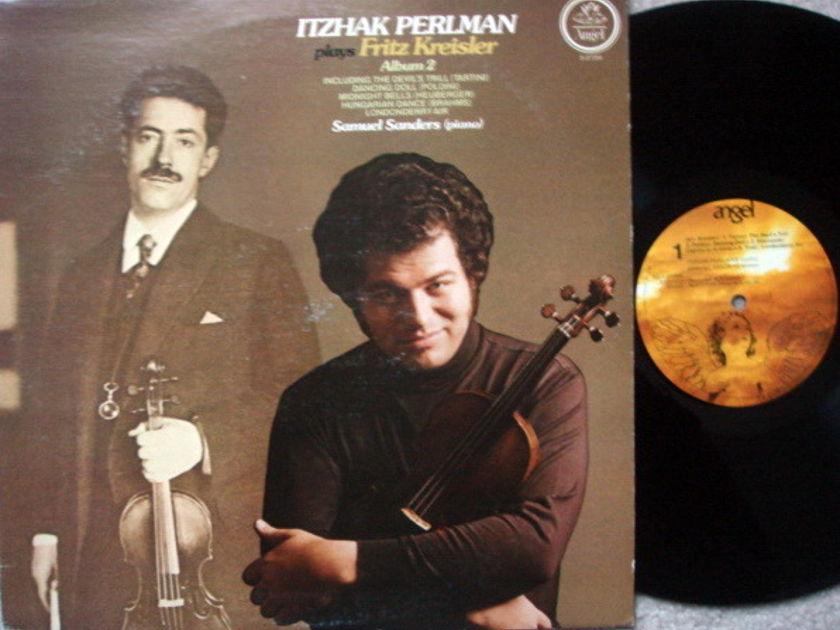 EMI Angel / PERLMAN-SANDERS, - Fritz Kreisler Album 2, NM!
