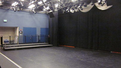 Rent Black Box Theater