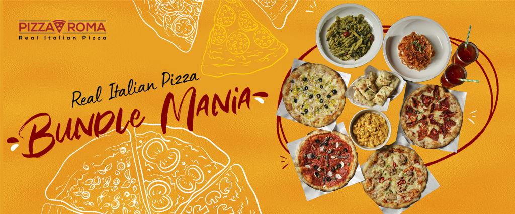 Pizza Roma - Real Italian Pizza