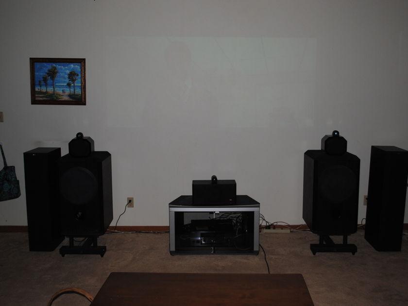 B&W Matrix 801 Series 3 Great buy!