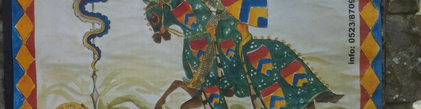 Средневековые замки Северной Италии (Княжества Piacenza и Parma)