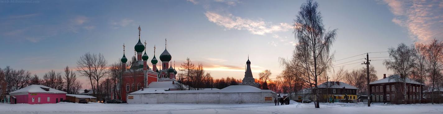 Вкусные истории древнего Переславля