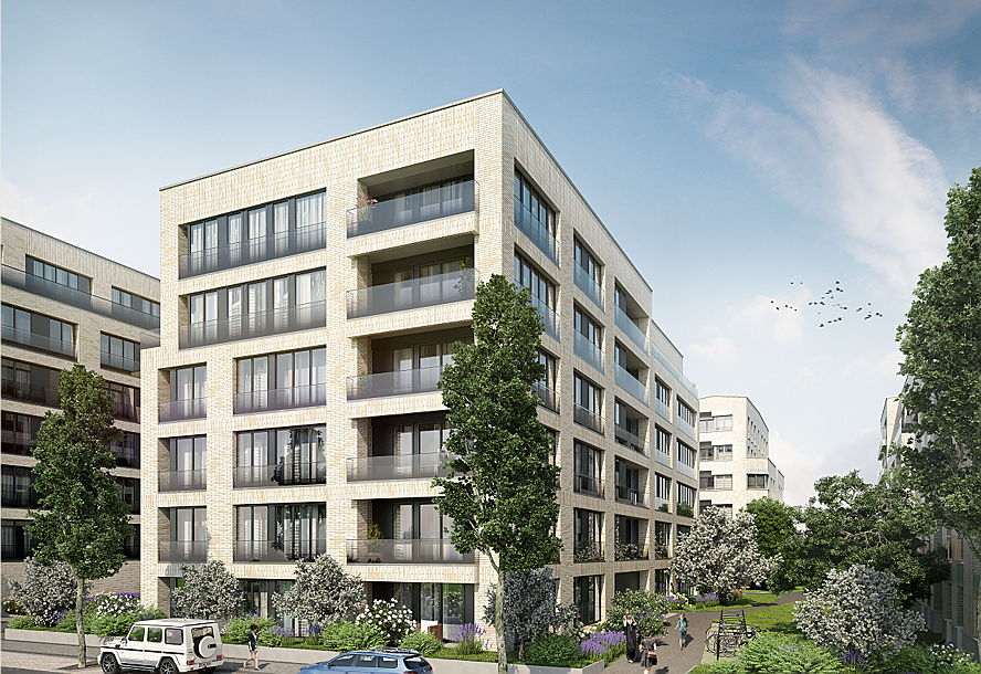 Berlin - Maximilians Quartier | House D3