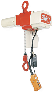 Kito ed series electric chain hoist