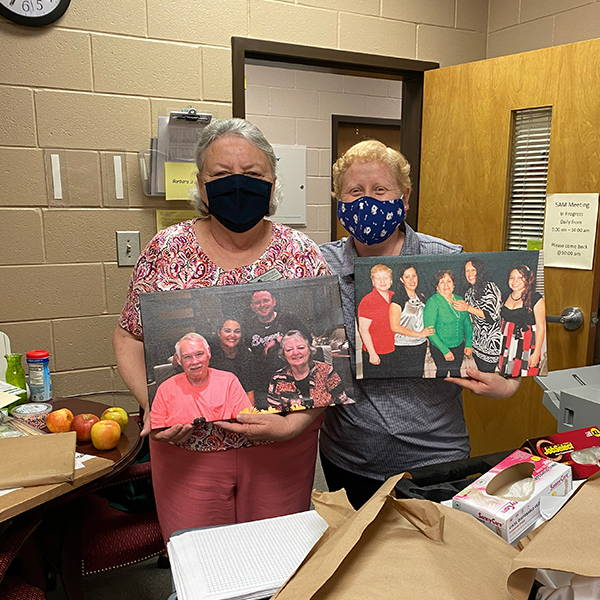 Teachers At Bay Creek Middle School