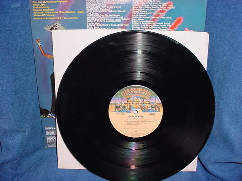 Parlement(Funkadelic) - Funkentelechy vs. The Placebo Syndome Casablanca NBlp-7084 1977 USA