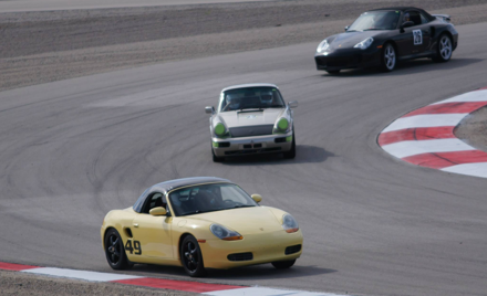 PCA - Intermountain HPDE, May 31-June 1st 2019