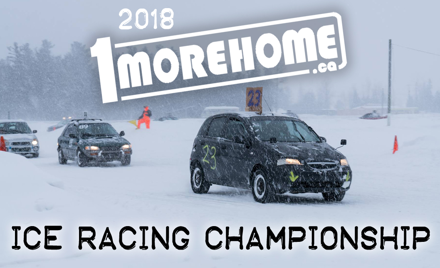 MCO 2018 1morehome.ca Ice Race Test & Tune Lapping