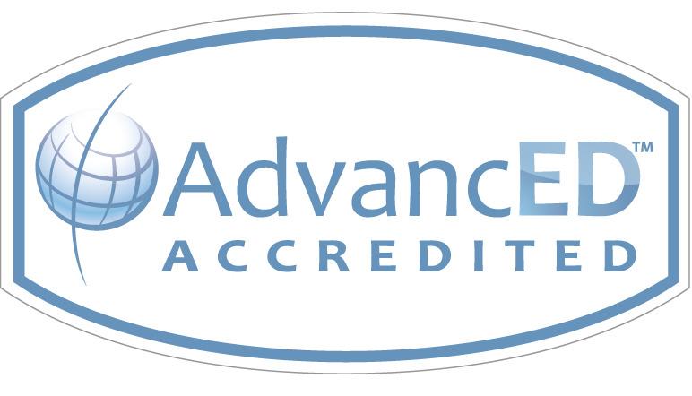Advance ED accreditation logo